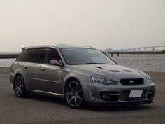 Awesome Subaru Legacy Wagon