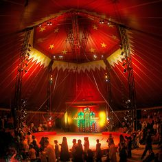 Circus Lights Addicted by M-e-e-s-h-o on DeviantArt