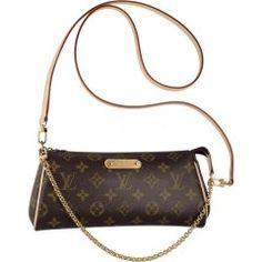 Women Louis Vuitton Eva Clutch-Brown Louis Vuitton LV-M95567 Louis Vuitton  Online Store 7d8d82ade787f