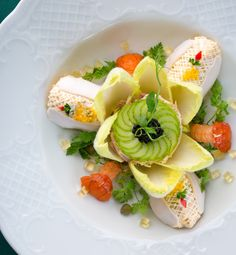 Cafe Pushkin's Olivier Salad - #TravelToTaste recipe