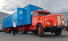 Helsinki, Car Camper, Volvo Trucks, Busses, Custom Trucks, Old Toys, Motorhome, Vintage Cars, Transportation