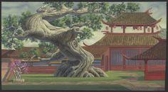 Vídeo-Tutorial y Concept Art : Mulan | notodoanimacion.es