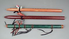 Native Amerian Indian Flute