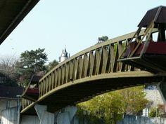 Pont habité, rare en France - Pont à Conflans ste Honorine (Yvelines) - Vos plus beaux ponts de France