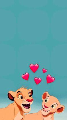 Lock Screen Wallpaper Iphone, Disney Phone Wallpaper, Cartoon Wallpaper Iphone, Iphone Background Wallpaper, Locked Wallpaper, Cute Cartoon Wallpapers, Vintage Wallpapers, Heart Wallpaper, Retro Disney