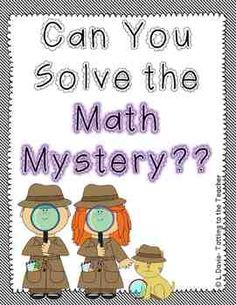 Here is a fun Halloween freebie for you... Use this story to practice word/story problems for addition and subtraction with your K-2 kids. Thanks for downloading!