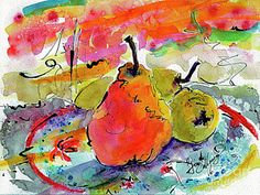 http://render.fineartamerica.com/images/rendered/search/print/images/artworkimages/medium/1/french-pears-watercolor-and-ink-whimsical-art-ginette-callaway.jpg