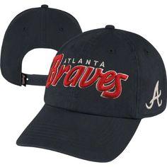 ATL Braves Hat : '47 Brand Atlanta Braves Modesto Adjustable Hat - Navy Blue '47 Brand http://www.amazon.com/dp/B0085CMDRS/ref=cm_sw_r_pi_dp_XBD5vb1H0DSVV