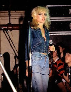 Unit 3 Fashion 1970s on Pinterest | 1970s, Debbie Harry and ...