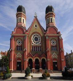 Zalaegerszeg synagogue Synagogue Architecture, Jewish Temple, Jewish History, Torah, Place Of Worship, Budapest Hungary, Judaism, Israel, Cathedral