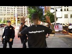 This Guy Approaches A Group Of Cops And Delivers A Powerful Message. It's An Absolute Must-See.
