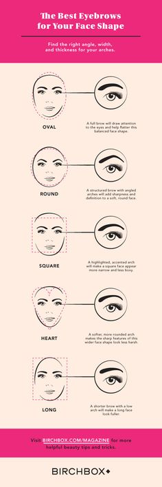 17 Genius Tricks For Getting The Best Damn Eyebrows Of Your Life Determine the best eyebrow shape for your face. – Das schönste Make-up Makeup Dupes, Skin Makeup, Beauty Makeup, Eyebrow Makeup, Makeup Brands, Makeup Brushes, Makeup Geek, Makeup Eyebrows, Eyebrow Tips