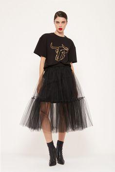 Tulle, Ballet Skirt, Skirts, Christmas, Collection, Fashion, Xmas, Moda, Skirt