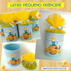 Birthday Themes For Boys, Boy Birthday, Fiesta Theme Party, Party Themes, Decorated Jars, Baby Shower Gifts, Diy, Crafts, Lucca