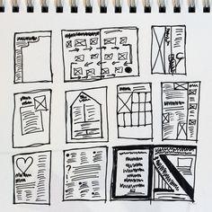 40 Thumbnails Concept Roughs Images Thumbnail Sketches Thumbnail Design Indesign Layout,Designer Newborn Baby Boy Clothes