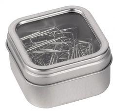 Liten aluminiumask små ting