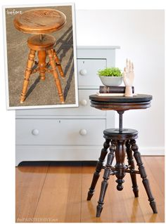 How to darken wood the fast and easy way for a beautiful, rich, antique finish