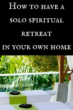 How to have a solo spiritual retreat in your own home - Siobhan Johnson Spiritual Wellness, Spiritual Wisdom, Spiritual Practices, Spiritual Growth, Spiritual Awakening, Spirituality Art, Spiritual Retreats, Spiritual Decor, Spiritual Health