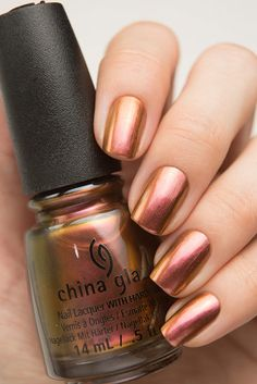 China Glaze 82713 Cabin Fever