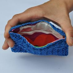 Purse Crochet And Sewing Pattern from Picsity.com