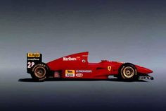 Ferrari 412 T1 (1994)