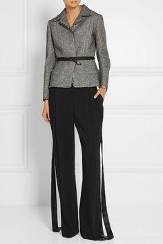 Maison Margiela | Bonded tweed jacket | NET-A-PORTER.COM