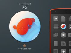 Koi Product Icon