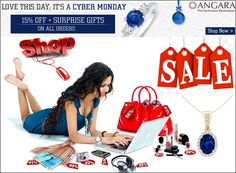 You may be excited for Cyber Monday, but how prepared are you?. With amazing deals and discounts flashing online, it is undoubtedly, the best time to buy your favorite brands for less. We can look forward to major savings on jewelry, electronics and appliances.  Buying Jewelry Online    When s