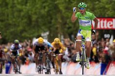 Peter Sagan wins his second stage victory in three days, while many other riders are glad just to survive the crash-filled Stage 3.
