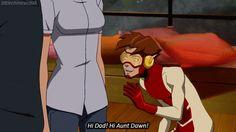 Bart Allen c: Genius Young Justice