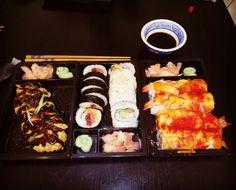 Sushi night 🍱🍣🍙