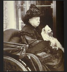 As there was great public interest in every aspect of Queen Victoria's life we are fortunate to have several first hand accounts of the dogs that shared her life. Description from pomeranianproject.com. I searched for this on bing.com/images
