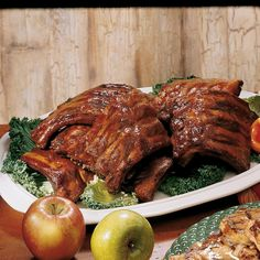 Mom's Best Ribs Recipe -My mom shared this recipe with me several years ago. Family and friends agree these are the best ribs they've ever tasted!