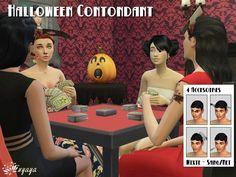 Sims 4 Halloween Contondant