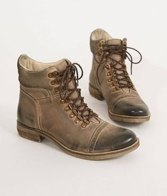 29717e5a26e Diba True College Days Leather Boot - Women s Shoes in Beige