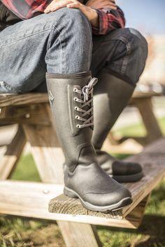 Muck Boot Chore 2K #MuckIn #StyleoftheWeek   Muck Boots ...
