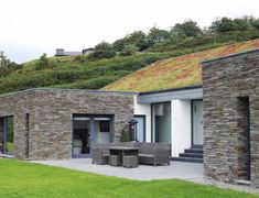 Aluclad Windows & Doors Installation by Youghal Glass, Aluclad sliding doors, French doors & bi-fold doors, fixed panoramic windows, timber entrance doors Aluminium Cladding, Entrance Doors, Stunning View, Sliding Doors, French Doors, Windows, Patio, Building, Glass