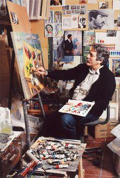 Pavlos Samios, Greek painter