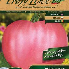 Seminte Tomate Rozov Dar Gigant (DAR ROZ) 250 seminte Soi Roz Nedeterminat tip Gigant Vegetables, Tips, Food, Meal, Essen, Vegetable Recipes, Hoods, Meals, Eten