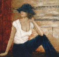 OUR ARTISTS-ERICA HOPPER GALLERIA FINE ARTS Galleria Fine Arts & Custom Framing, Original art & Limited Editions, Greenvale, New York