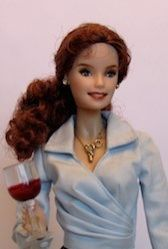 Even Barbie loves #wine!