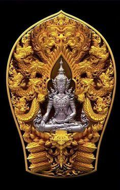 Snake Statue Feng Shui Brass Amulet Buddhism Holy Talisman Good Luck Health
