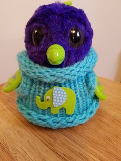 Hatchimal sweater/ sweater for your Hatchimals/ Hatchimals/ Hatchimal clothes/ hatchimal accessories/ dress your hatchimal by ForeverChains on Etsy