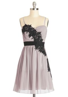Bough Do You Do? Dress. #purple #modcloth Needs a layering top and skirt extender to make it modest!