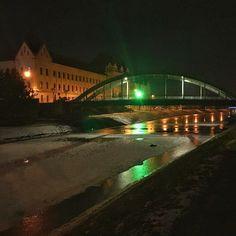 Još jedna ledena noć #zrenjanin #ilovezr