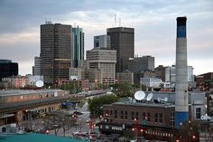 Winnipeg, Manitoba, Canada Would love to go back and visit my cousins.