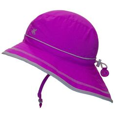Vivid Orchid Calikids Quick Dry Neck Protection UV Hat with adjustable crown and chin strap. Nylon Ultimate UV Protection of Adjustable Crown Keeps Hat On Extra Wide Brim on Back for added neck protection Adjustable & Removable Chin Straps Light Weight Swim Wear, Quick Dry, Orchids, Girl Outfits, Swimming, Hats, Girls, Clothing, How To Wear