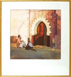 €550,- Voor de moskee - Marcel Schellekens   Kunstuitleen Utrecht
