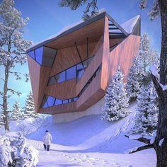 #modernmansionhouse