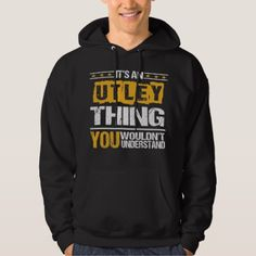 It's Good To Be UTLEY Tshirt - good gifts special unique customize style